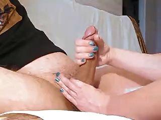 陰莖按摩1