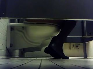 大學女孩廁所間諜