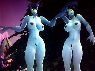 魔獸世界關閉3個德萊尼姐妹