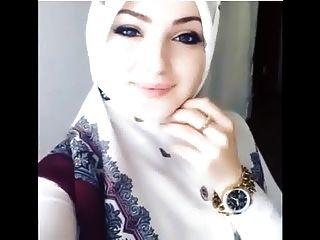韃靼hijab熱蕩婦