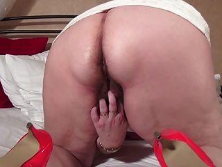 大老奶奶與長毛的陰道