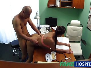 fakehospital熱護士規定他媽的肌肉增強