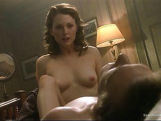 julianne moore裸體結束的事情