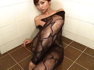 risa高興你來化妝水玩體內長襪(非裸體)