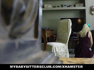 mybabysittersclub保姆小偷被抓和他媽的