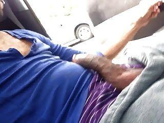 str8黑人中風在汽車