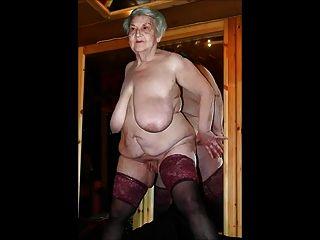 非常性感的屁股醜陋的grannies由satyriasiss