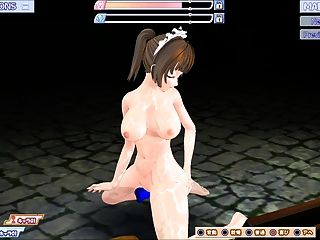 haremmate 3d hentai(gameplay)