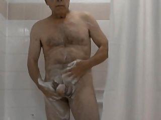 淋浴時間(老人組合)