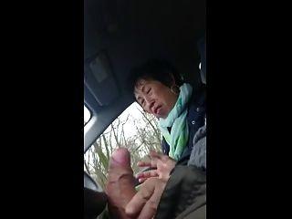 奶奶手偶#6中國sous廚師,快樂結局外賣