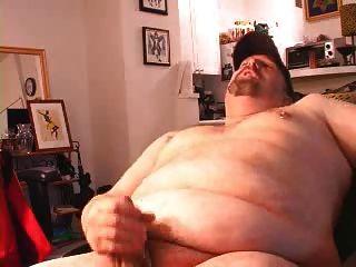 胖子熊爸爸開玩笑