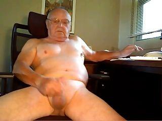 爺爺射他的負荷