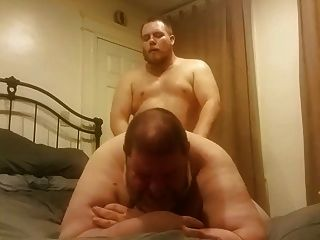 胖的熊他媽的男朋友