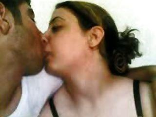 吻性感阿拉伯伊拉克