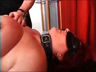 我的性感穿刺成熟的奴隸重穿刺的陰部乳頭