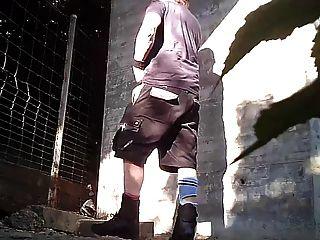 老人新的維基蘭短褲