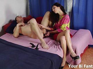 我需要訓練你的屁股用屁股插頭