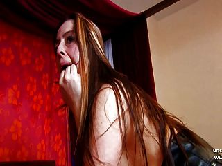 大boobed法國妓女硬分析與暨2口