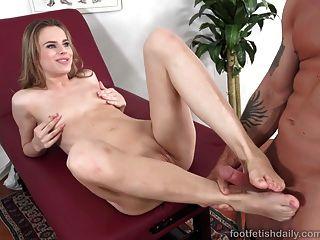 jillian janson愛她的腳崇拜