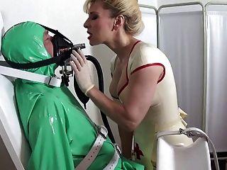 橡膠束縛呼吸控制與橡膠女主人c