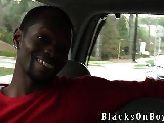 卡梅倫·戴維斯愛一個黑色的公雞