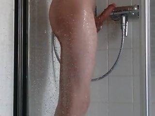 我洗澡,年輕,男孩,18歲