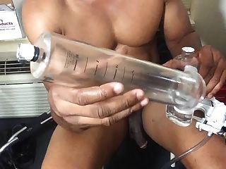 陰莖擴大泵