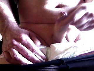 在我的濕尿布