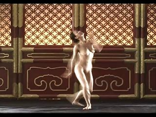 唐佳丽裸舞