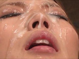 侏儒momono bukkake