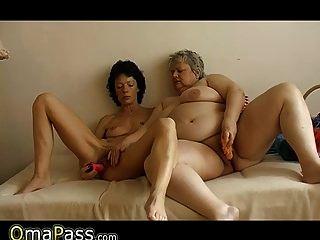 omapass成熟他妈的同性恋胖胖的老奶奶