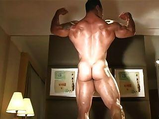 str8健美运动员查尔斯