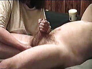 前列腺按摩与cumshot