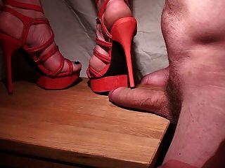 性感的鞋子