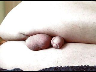 前列腺挤压5精子暨正在流动