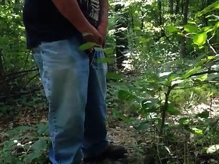 str8爸爸你在森林里做什么?
