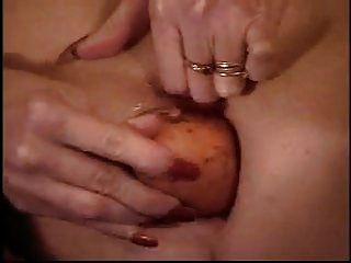 肛门别致的蔬菜