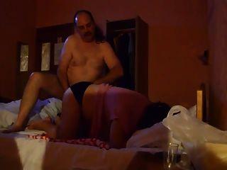 胖胖的夫妇有胖子的性行为