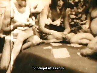 青少年摇摆乐队打扑克和他妈的(20世纪60年代)