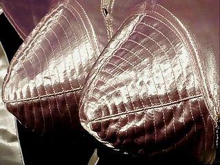 性感缎胸罩