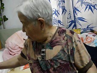 中国老奶奶