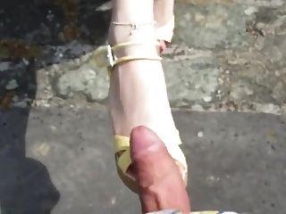 刺激阴茎针和射精