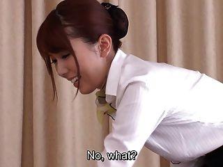 字幕传统日本无底按摩ui帽子