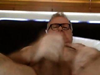 热毛茸茸的爸爸抚摸2