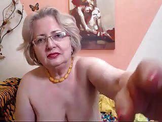 网络摄像头上的pawg granny模型知道如何做她的工作69084