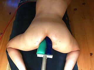 长双肛门假阳具机
