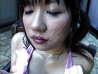 日本女孩吃冷冻精子