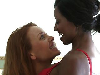 janet梅森和钻石杰克逊猫舔色情