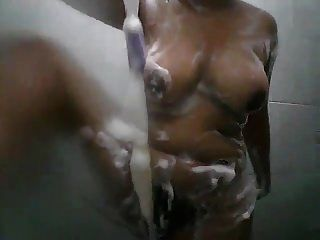 sri lankan沐浴女孩第2部分