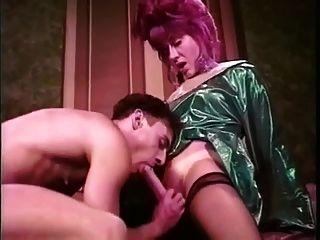 葡萄酒挞和她的男人